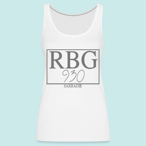 #RBG Buam - Frauen Premium Tank Top