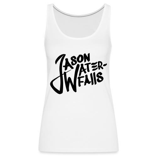 JasonWaterfalls logo - Vrouwen Premium tank top