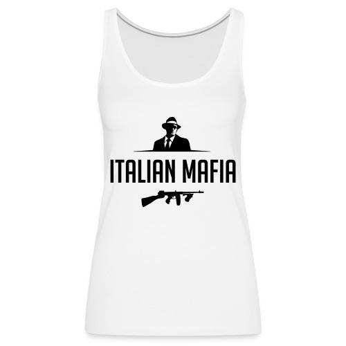 italian mafia - Canotta premium da donna
