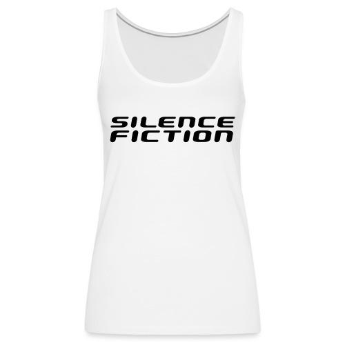 silence fiction - Débardeur Premium Femme