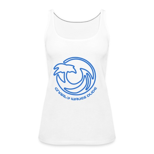 gnarly af sweather - Vrouwen Premium tank top