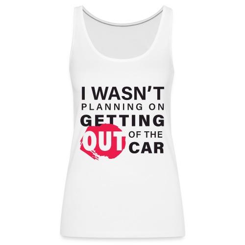 AA000045 - Camiseta de tirantes premium mujer