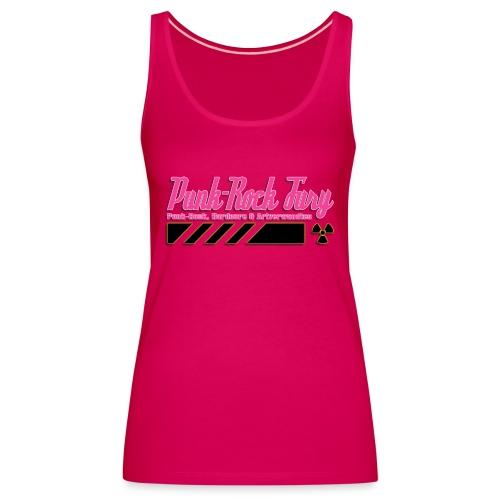 Punk-Rock Fury Logo - Frauen Premium Tank Top