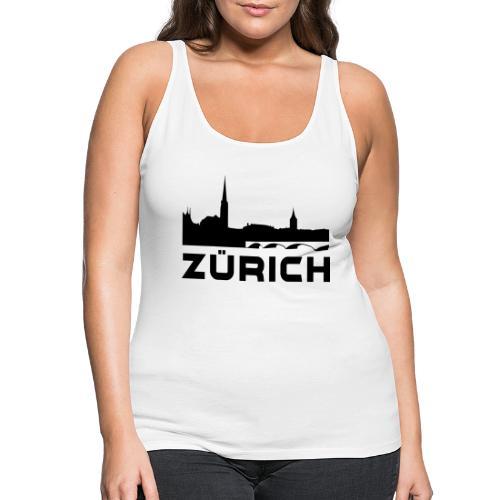 Zürich - Frauen Premium Tank Top