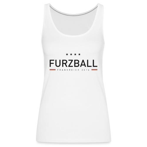 Furzball - Frauen Premium Tank Top