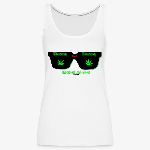 happy maria - Camiseta de tirantes premium mujer