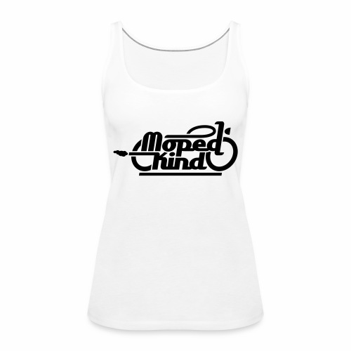 Moped Kind / Mopedkind (V1.0) - Women's Premium Tank Top