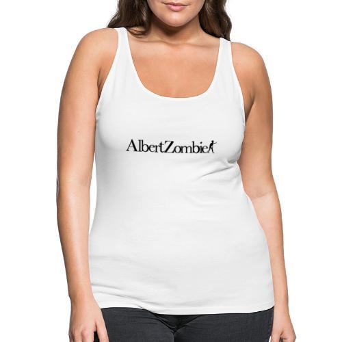 Albert Zombie - Débardeur Premium Femme