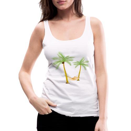 Hammock - Camiseta de tirantes premium mujer