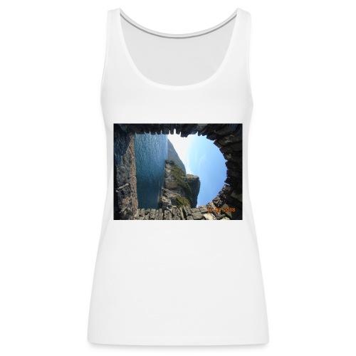 HEAVEN'S DOOR - Camiseta de tirantes premium mujer