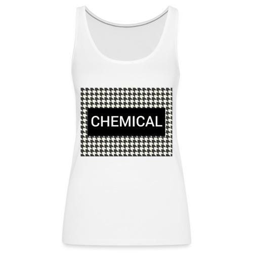 CHEMICAL - Canotta premium da donna