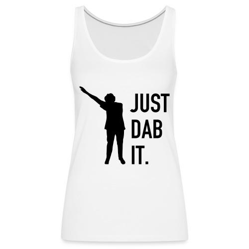 Just dab it – Ing-Britt - Premiumtanktopp dam