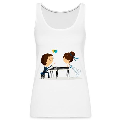 Nuestra Boda - Camiseta de tirantes premium mujer