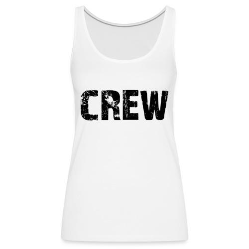 Crew - Frauen Premium Tank Top
