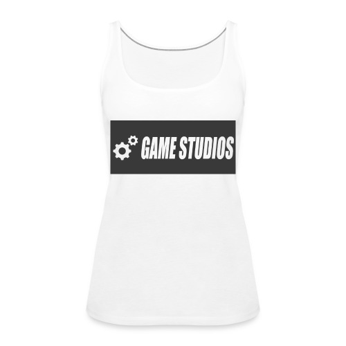 game studio logo - Women's Premium Tank Top