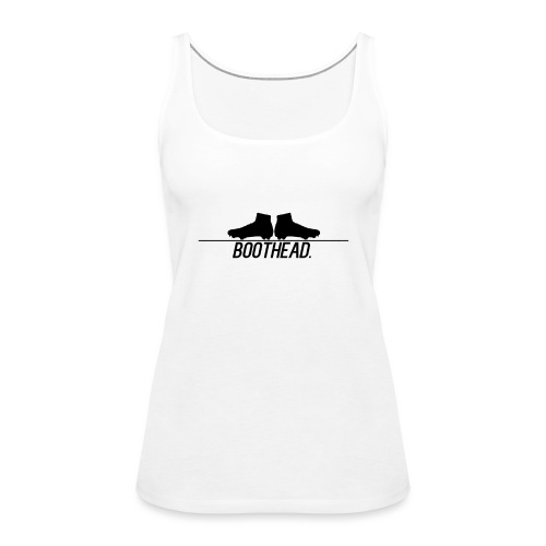 design_boothead - Women's Premium Tank Top