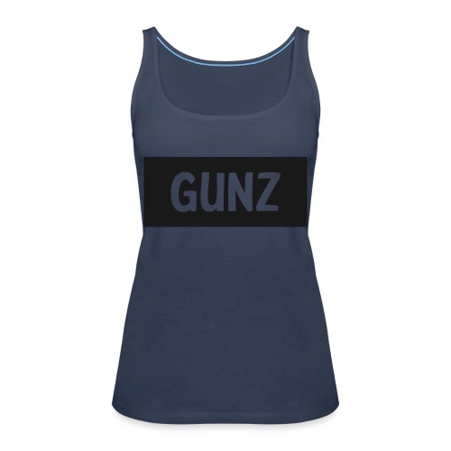 Gunz - Dame Premium tanktop