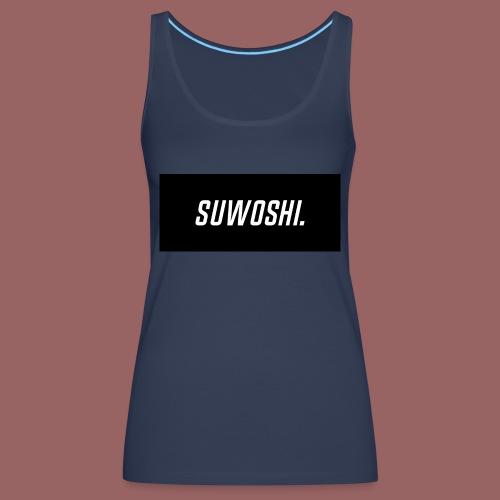 Suwoshi Sport - Vrouwen Premium tank top