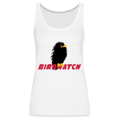 Birdwatch - Frauen Premium Tank Top