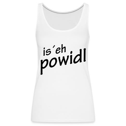 powidl - Frauen Premium Tank Top