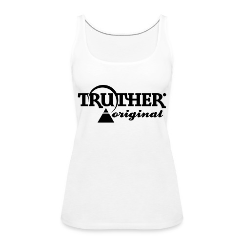 Truther - Frauen Premium Tank Top