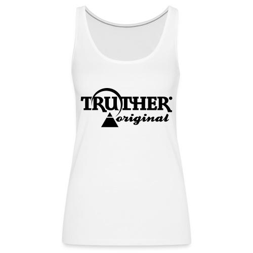 Truther - Frauen Premium Tank Top