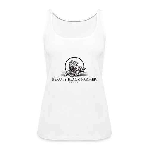 Beauty Black Farmer - Frauen Premium Tank Top