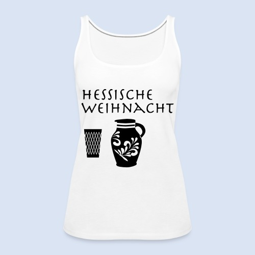 Hessische Weihnachten - Frauen Premium Tank Top