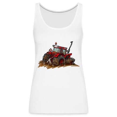 IH in de blub - Vrouwen Premium tank top