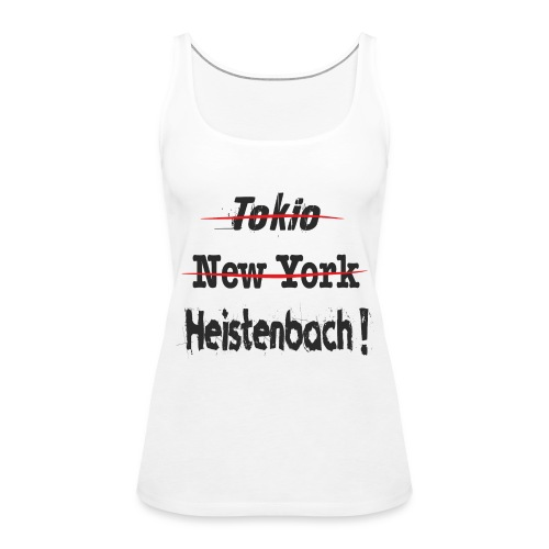 65558 Heistenbach - Frauen Premium Tank Top