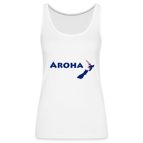Aroha - Sport - Frauen Premium Tank Top