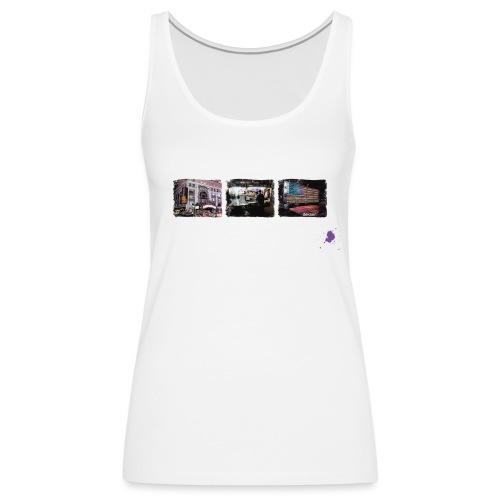 new york color ohne kontu - Frauen Premium Tank Top