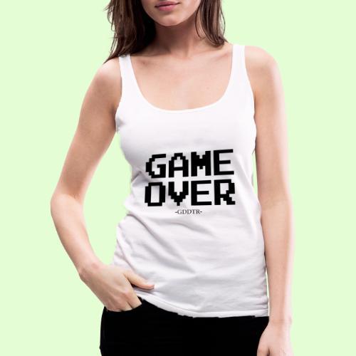 Game Over - Frauen Premium Tank Top