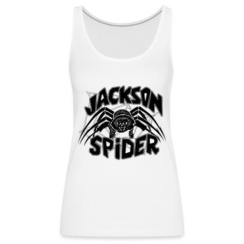 jackson spreadshirt - Frauen Premium Tank Top