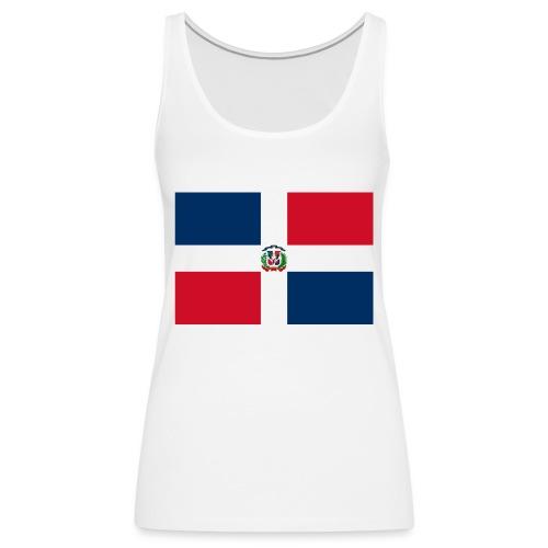REPUBLICA DOMINICANA - Camiseta de tirantes premium mujer