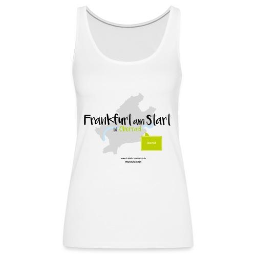 Frankfurt am Start - Oberrad - Frauen Premium Tank Top