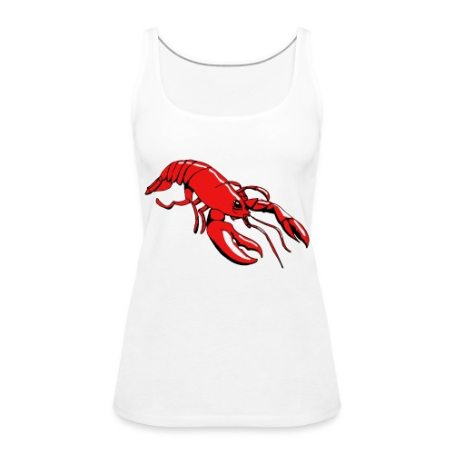 Lobster - Women's Premium Tank Top