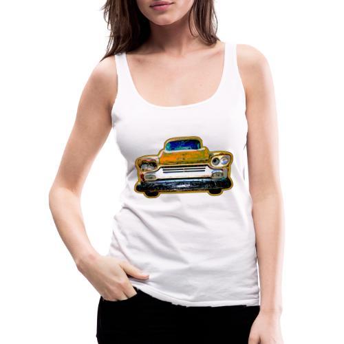 Car - Frauen Premium Tank Top