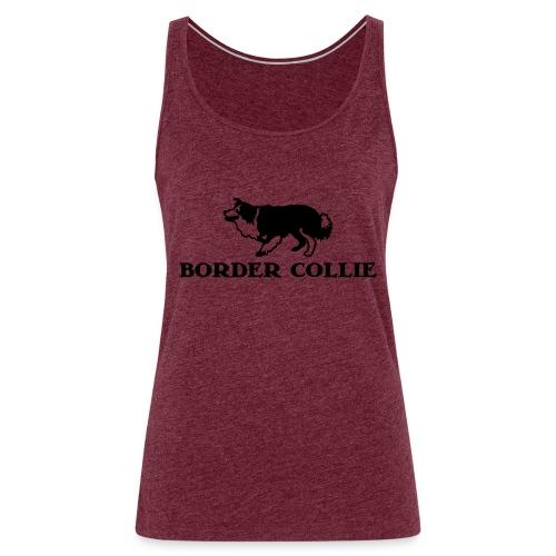 Border Collie 4 - Frauen Premium Tank Top