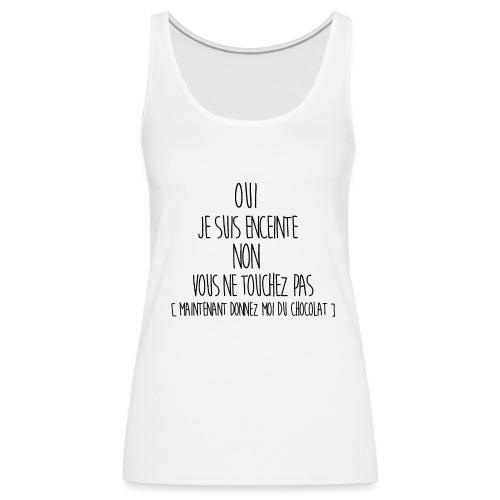 T-Shirt-Femme-Enceinte-2 - Débardeur Premium Femme