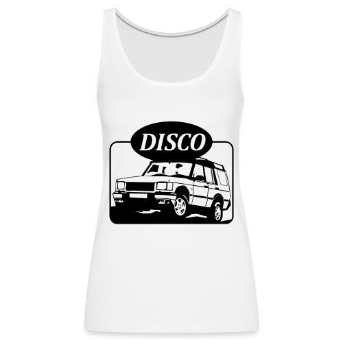Landie Disco - Autonaut.com - Women's Premium Tank Top