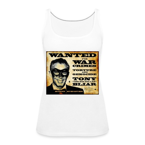 Wanted - Women's Premium Tank Top
