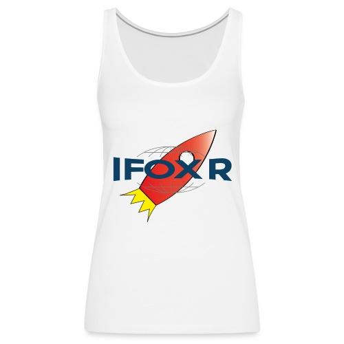 IFOX ROCKET - Premiumtanktopp dam