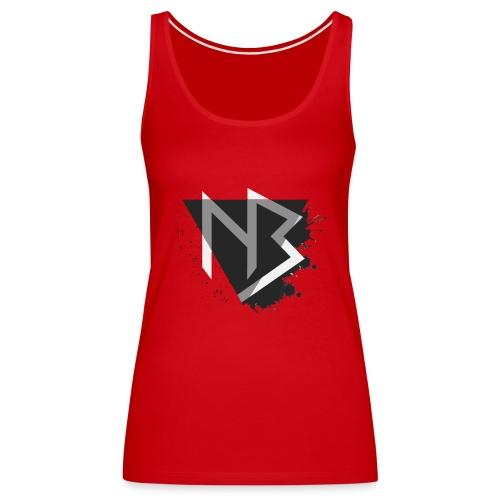 T-shirt NiKyBoX - Canotta premium da donna