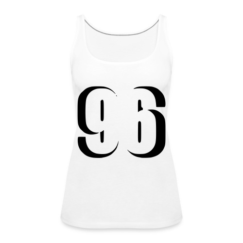 Baseshirt 96 - Frauen Premium Tank Top