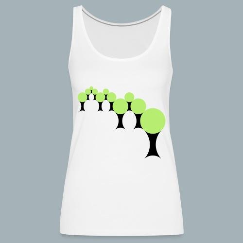 Golden Rule Premium T-shirt - Vrouwen Premium tank top