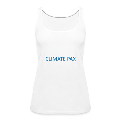 climate pax blue - Frauen Premium Tank Top