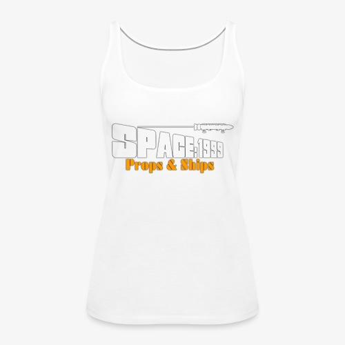 Props and Ships New Logo - Women's Premium Tank Top