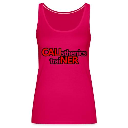 Caliner T-shirt - Canotta premium da donna