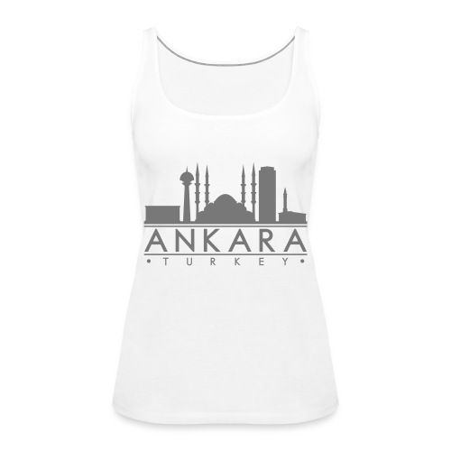 Ankara Türkey - Frauen Premium Tank Top